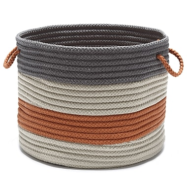 Colonial Mills Grove Banded Basket; Autumn