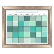 PTM Images Cassie Calendar/Planner Glass Dry Erase Board