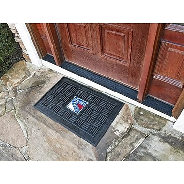 FANMATS NHL - New York Rangers Medallion Doormat