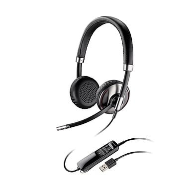 Plantronics Blackwire Wired Headset with Bluetooth (C720), (87506-12)