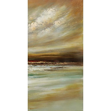 Paragon Tempest II by Anonymous Painting Print on Canvas