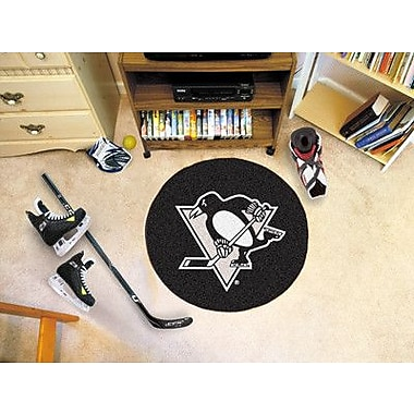 FANMATS NHL - Pittsburgh Penguins Puck Doormat