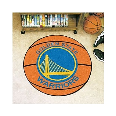 FANMATS NBA - Golden State Warriors Basketball Doormat