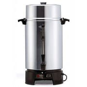 West Bend 100 Cup Aluminum Coffee Urn by