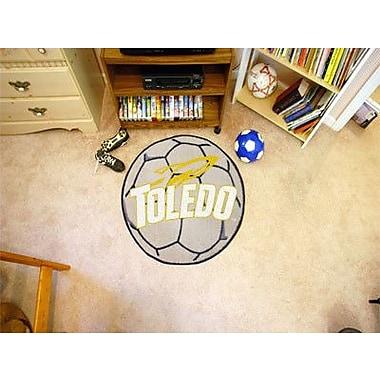 FANMATS NCAA University of Toledo Soccer Ball