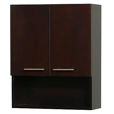 Wyndham Collection Centra 24'' W x 29'' H Wall Mounted Cabinet