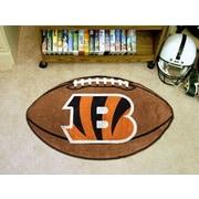 FANMATS NFL - Cincinnati Bengals Football Mat