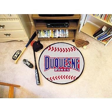 FANMATS NCAA Duquesne University Baseball Mat