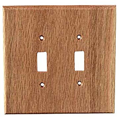 Sierra Lifestyles Traditional 2 Toggle; Red Oak