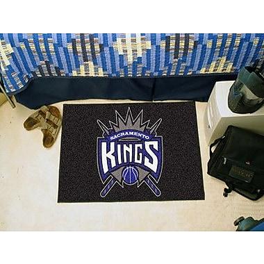 FANMATS NBA - Sacramento Kings Doormat; 1'7'' x 2'6''