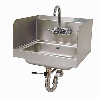 Advance Tabco 17.25'' x 15.25'' Single Hand Sink w/ Faucet
