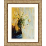 Paragon Tulips in Bloom Gicl e by Nesbit Framed Painting Print