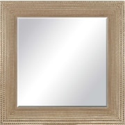 Paragon Beaded Washed Modern Mirror