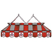 Wave 7 NCAA Pool Table Lamp; Ohio State - Ohio State Logo