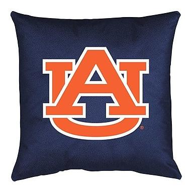 Sports Coverage NCAA Auburn Throw Pillow