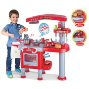 Berry Toys My First Play Kitchen; Red