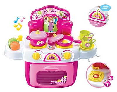 Berry Toys My First Portable Kitchen Play