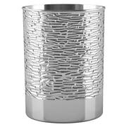 NU Steel Metropolitan Metal Trash Can