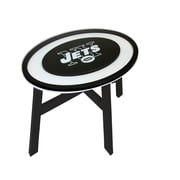 Fan Creations NFL End Table; New York Jets