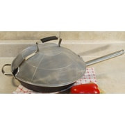 Cook Pro 13'' High Dome Round Stainless Steel Splatter Screen