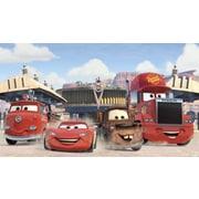 York Wallcoverings Walt Disney Kids II Disney Cars Friends Finish Xl Wall Mural