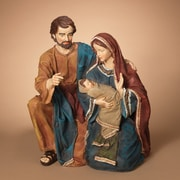 Sterling Inc 23'' Resin Holy Family Figurine