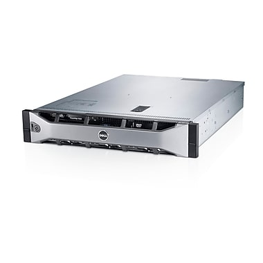 Dell Refurbished PowerEdge R520 2x Intel Xeon Six Core E5-2440. 2.4GHz, 96GB RAM, 8x 3TB SAS, H710P, 2x1100W