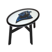 Fan Creations NFL End Table; Carolina Panthers