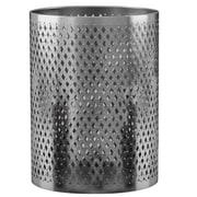 NU Steel Platinum Metal Trash Can