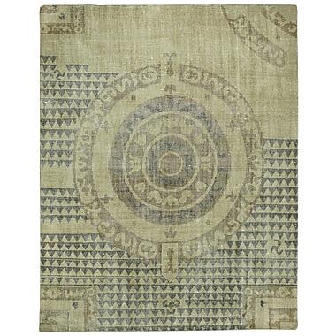 Capel Classic Chesnut Bastille Area Rug; Rectangle 5' x 8'