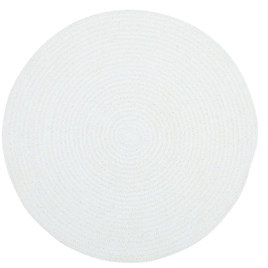 Capel Custom Classics Lily Solid Rug; Round 3'