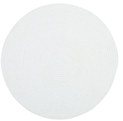 Capel Custom Classics Lily Solid Rug; Round 8'6''