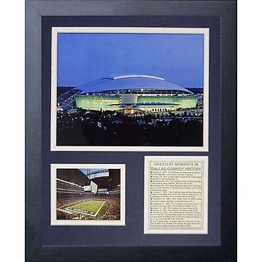 Legends Never Die Dallas Cowboys Texas Stadium Framed Memorabili