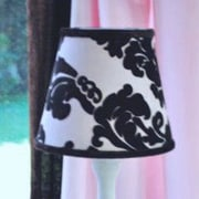 Blueberrie Kids Paris 8'' Empire Lamp Shade