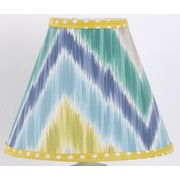 Cotton Tale Zebra Romp 9'' Cotton Empire Lamp Shade