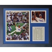 Legends Never Die Indianapolis Colts 2006 Champs Framed Memorabili