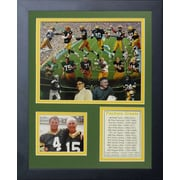 Legends Never Die Green Bay Packers Packers Greats Framed Memorabilia
