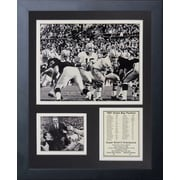 Legends Never Die Green Bay Packers Super Bowl II Framed Memorabilia