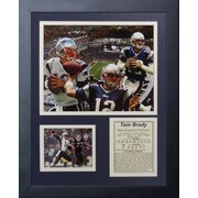 Legends Never Die New England Patriots Tom Brady Framed Memorabili