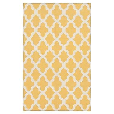 Artistic Weavers York Yellow Geometric Olivia Area Rug; 2' x 3'