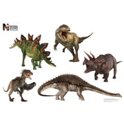 Advanced Graphics Dinosaur Group Layout Wall Decal