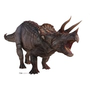 Advanced Graphics Triceratops Wall Decal