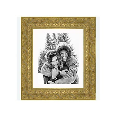 Frames By Mail 11'' x 14'' Frame in Soft Gold