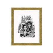 Frames By Mail 8'' x 10'' Thin Frame in Soft Gold