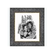 Frames By Mail 8'' x 10'' Frame in Antiqued Black