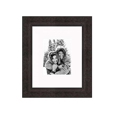 Frames By Mail 16'' x 20'' Traditional Frame in Antique Mahogany