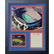 Legends Never Die New York Giants Giants Stadium Aerial Framed Memorabili