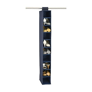 OIA 10-Compartment Hanging Shoe Organizer (Set of 2)