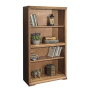 Legends Furniture Scottsdale Oak 60'' Standard Bookcase