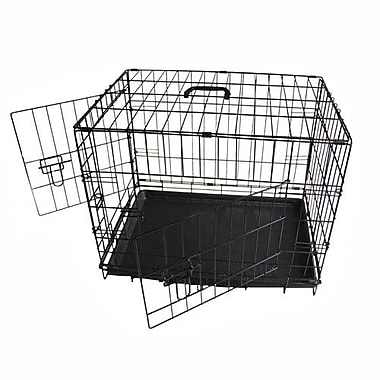 Iconic Pet Pet Crate; 20'' H x 18'' W x 24'' L
